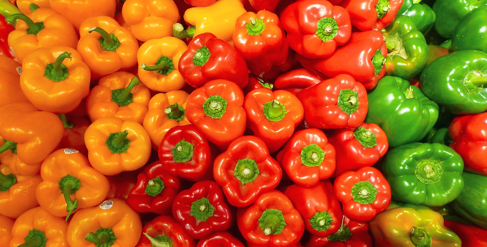 Sweet Peppers- Mixed Pack
