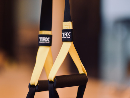 TRX Physical Therapy Exercises at Envision Sport Irvine Clinic