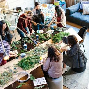 How to Grow Family-Like Community in a Neighborhood by Twyla Franz