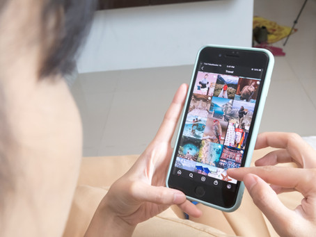 Sliter du med å finne igjen bildene dine på mobilen?