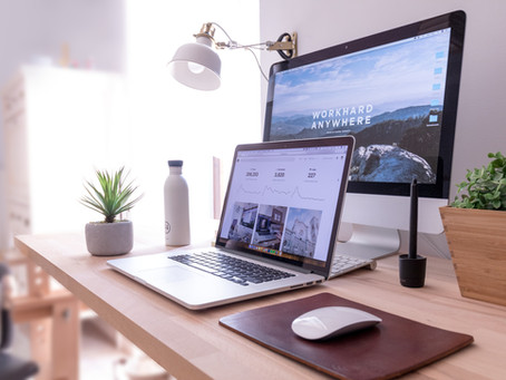 5 Ways to Make Your Home Office Work