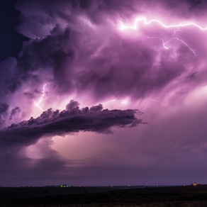 Heat & humidity on rise with thunderstorms breaking out mid-week, foreboding a shift of fortune?