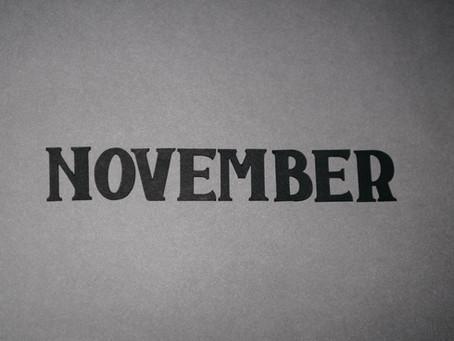 November donation: Feed More