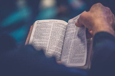 Wednesday Night Bible Class