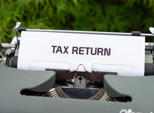 Δήλωση Εισοδήματος Ατόμου για το φορολογικό έτος 2019/ Personal Income Tax Return 2019