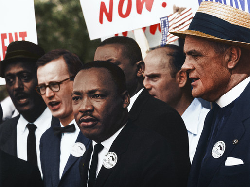 Leadership for a Better World: Honoring Dr. Martin Luther King Jr.