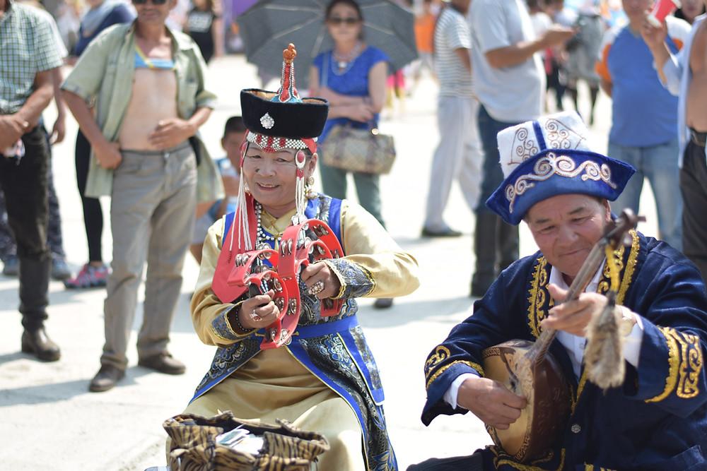 Naadam festival 2020