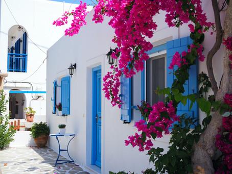 A Mediterranean Summer in Greece