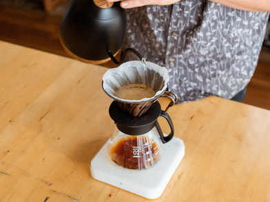 如何到手衝咖啡 Perfecting Your Pour Over