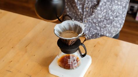 如何到手衝咖啡 Perfecting Your Pour Over