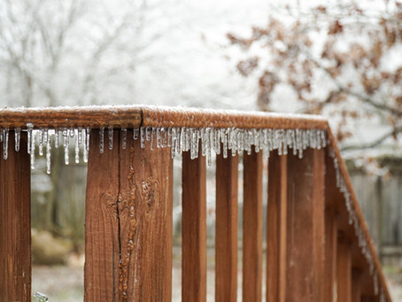 Freezing Rain Threat Tuesday from Windsor to London #ONwx