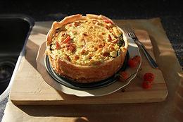 Italian veggie cottage pie M