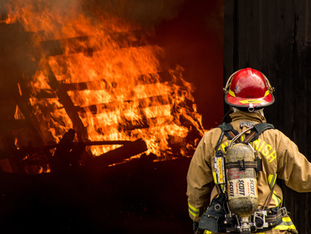 Being a Firefighter, From a Veteran's Perspective