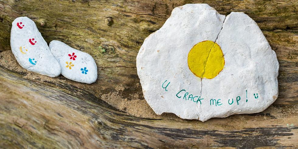 #9 Wellness Workshop: Rock Painting