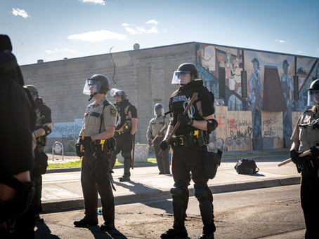 Broken Mirrors: The Psycho-Biology of Police Violence