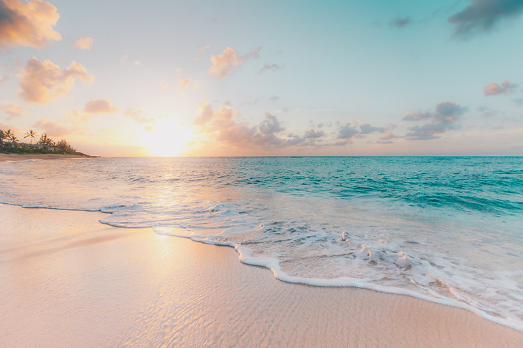Healing natural ocean sounds Bali