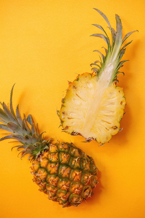 Pineapple Paprika Body Oil