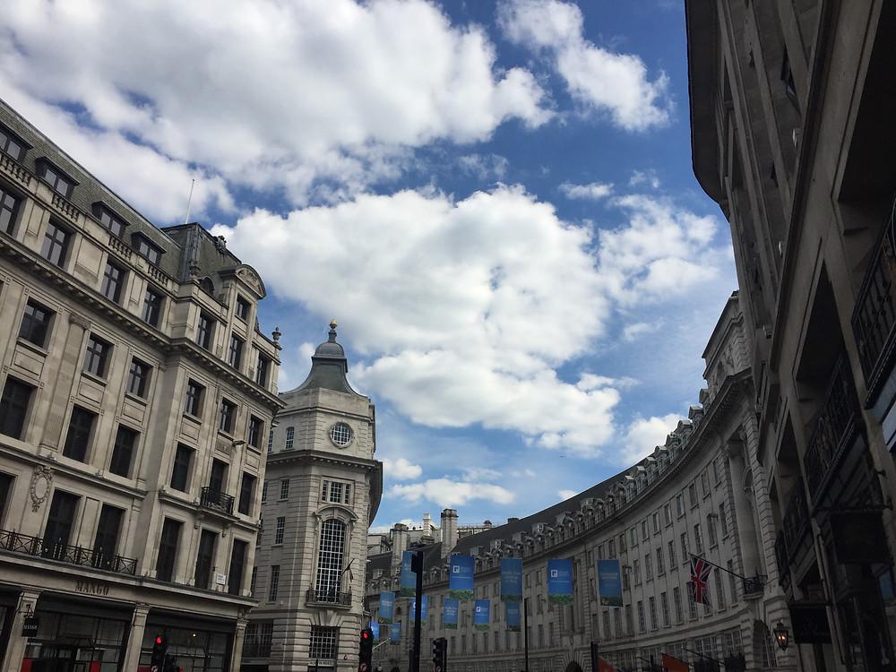 soho london streets