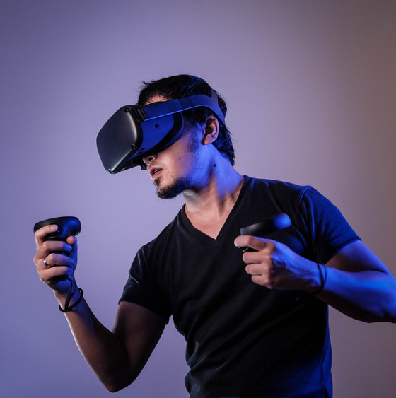 Beginners Guide to Extended, Virtual and Augmented Reality