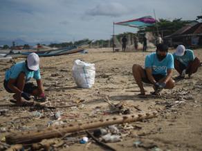Um problema em dobro: plástico e microplástico