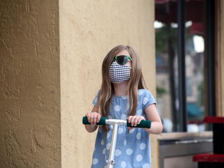 Tips για να μην ξεχνάμε τις υφασμάτινες μάσκες για το σχολείο