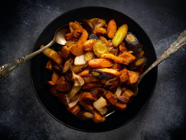 Recipe: Coal Roasted Sweet Potatoes