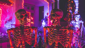 A COVID Halloween 2020