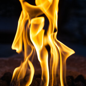 Spontaneous Human Combustion by Brian Baker