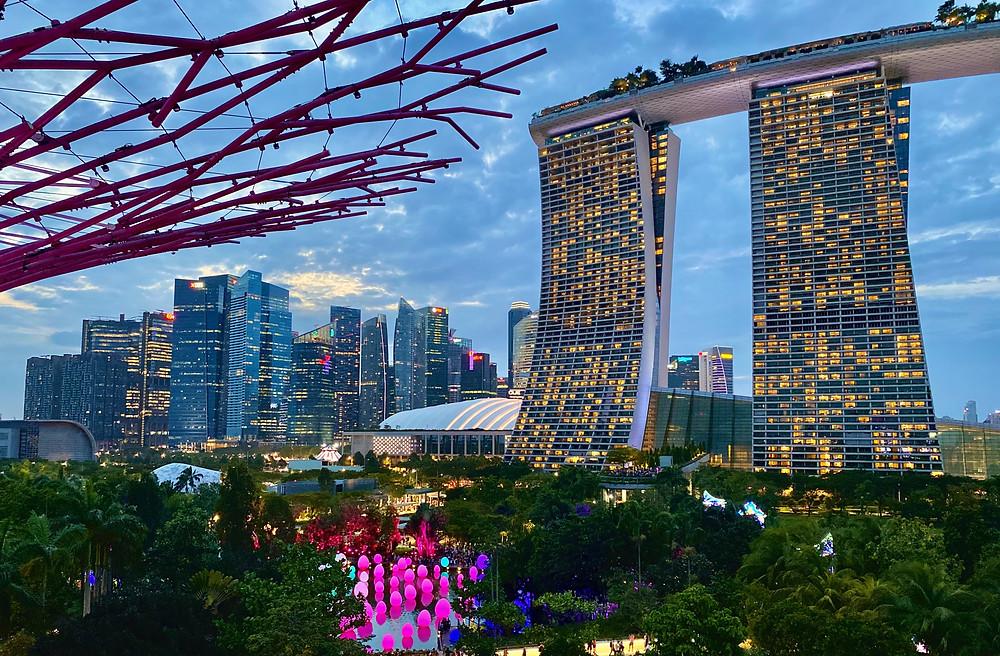 singapore real estate market report