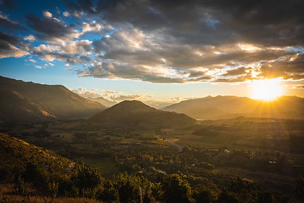 Sunset Image by Leandro Loureiro