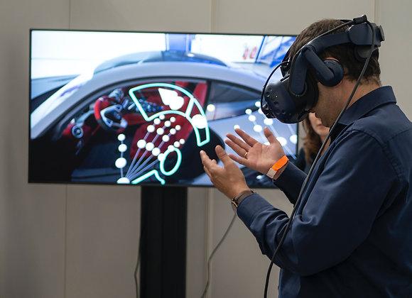 Business Plan - CENTRE VR
