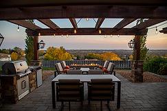 Outdoor Kitchen Builder, Custom BBQ Pit, Custom Grill, Summit Outdoor Designs, Deck Builder, Patio Builder