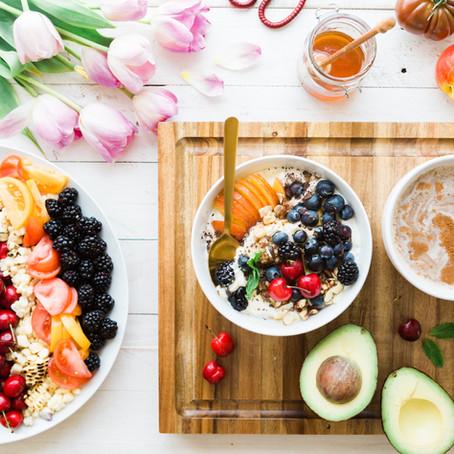 ¿Comer es igual a nutrirse?