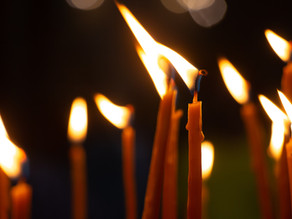 Candles in Jewish Magic