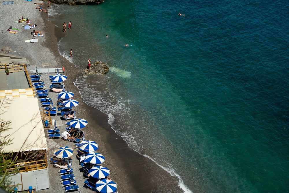 If you are looking for the best honeymoon destinations in Amalfi Coast (on a budget), you should start with Salerno, Italy