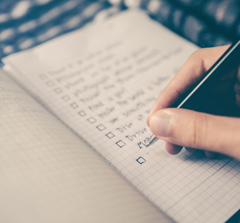 The ultimate proofreading checklist you NEED to use before hitting publish