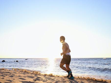 Run Form Focus - The Lean