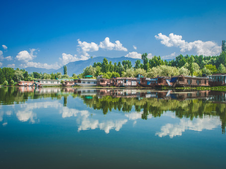 In J&K, festivals and trekking are among the activities that attract tourists