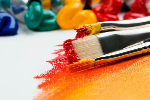 3-5 Paint Party