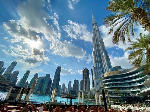 DUBAI DEPOSIT 2021