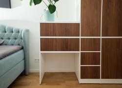 bedroom custom cabinets in calgary