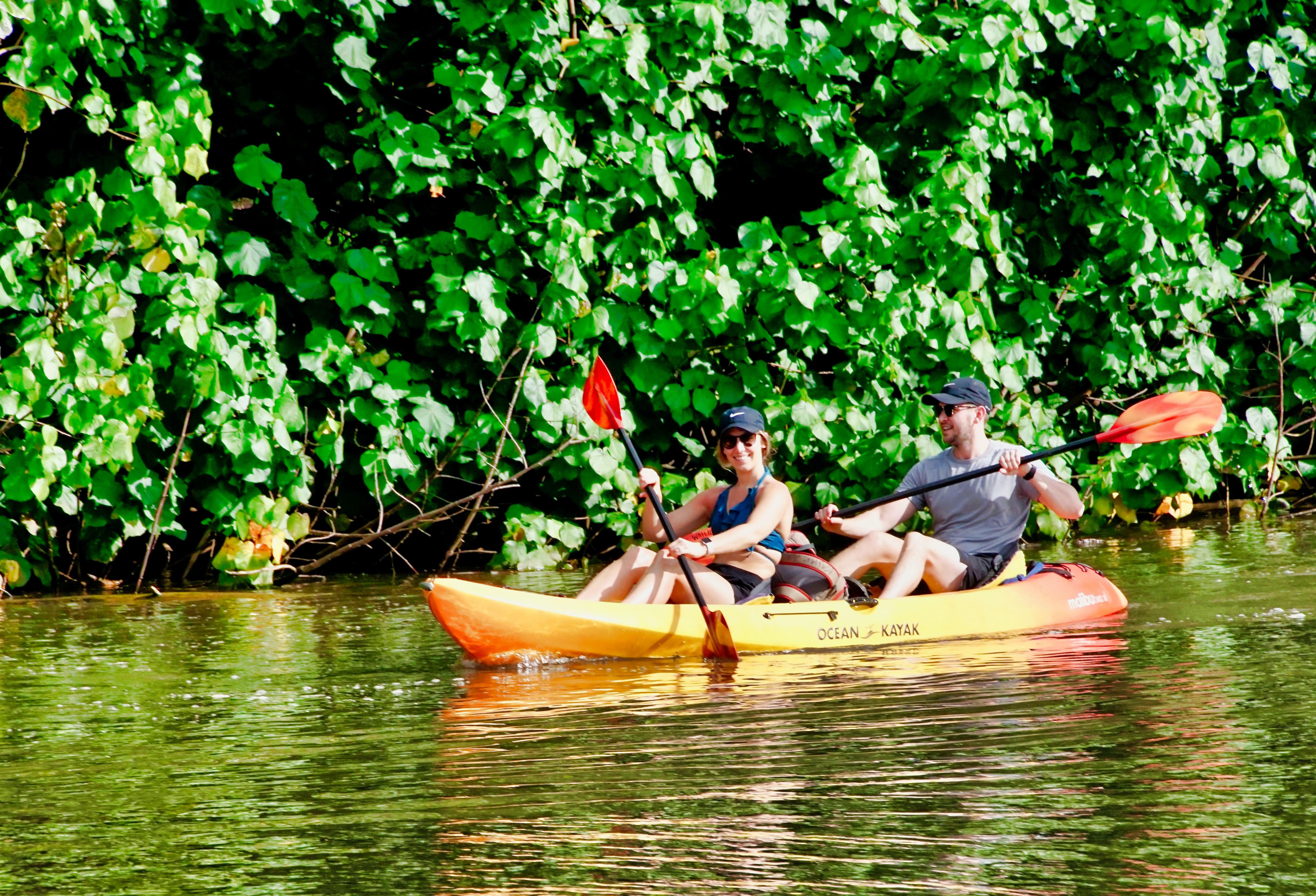 2er Kayak reservieren 3h (Sa/So 9-12Uhr)