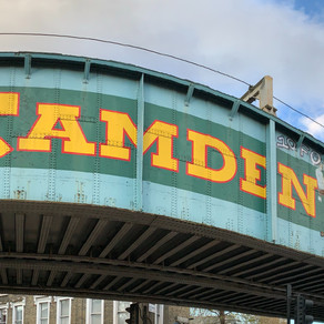 Another Time at Camden Lock by HLR