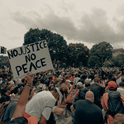 BLM in the UK: Two sides of the same coin