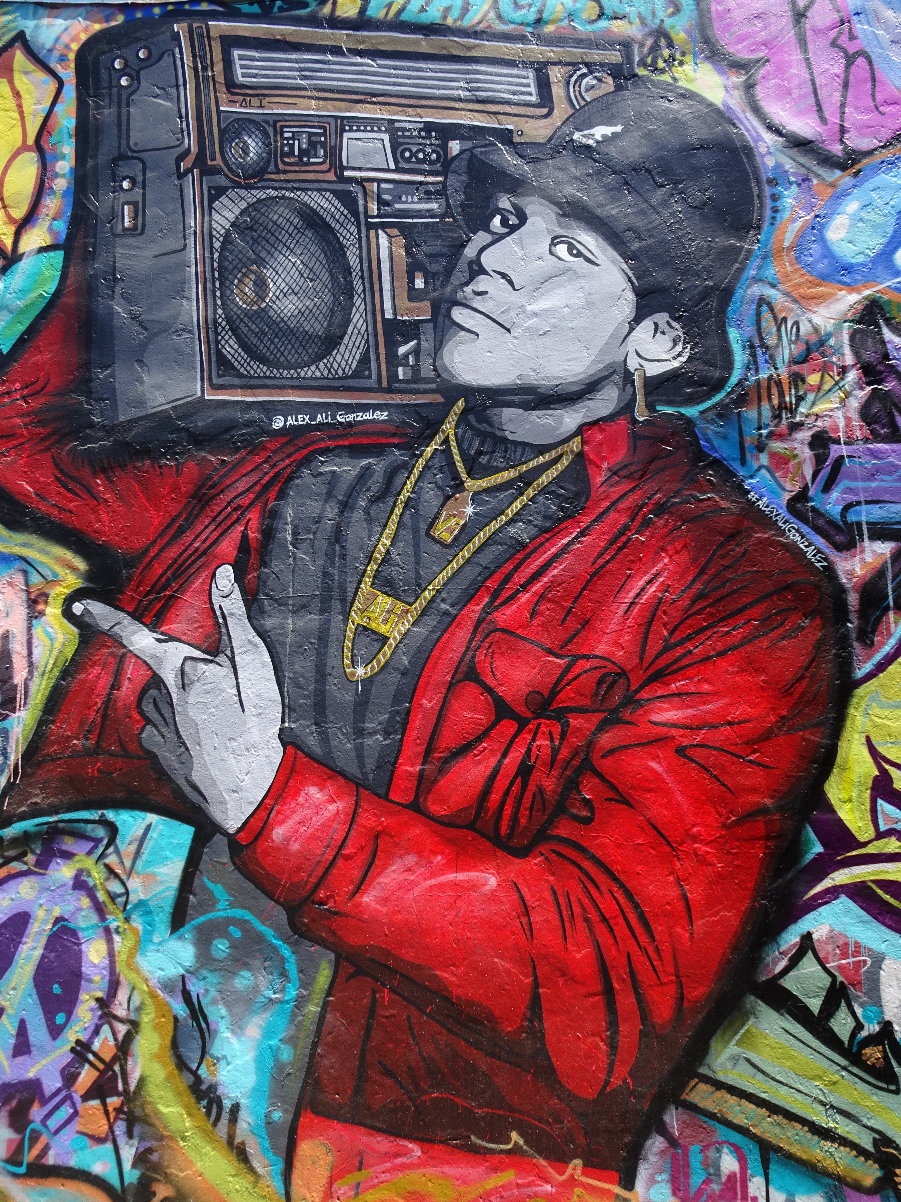 Hip-Hop and Poetry