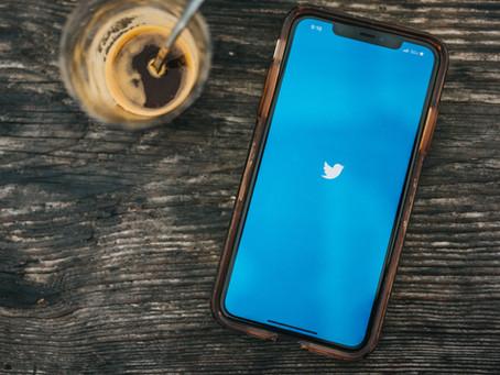 Twitterはじめました。