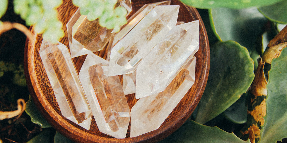 Crystal Frequencies for New Earth