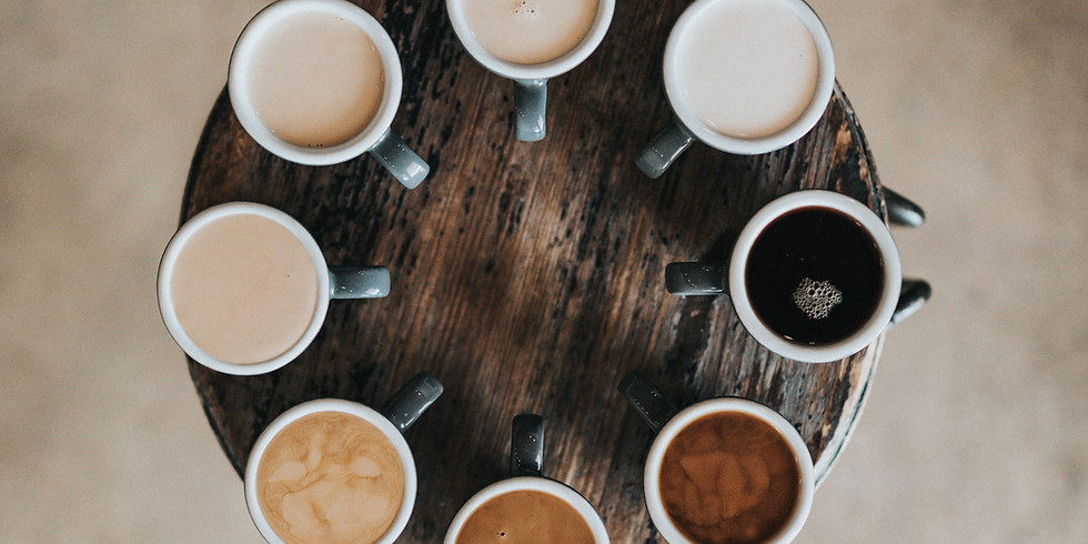 August Pop-up Coffee Morning