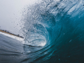 How to Surf an Energy Wave