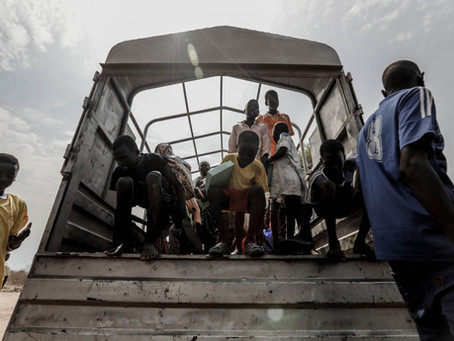 FN: Verdens politiske ledere har ansvar for at løse global flygtningekrise